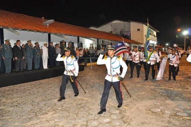 Academia de Polícia da PM do Maranhão comemora 22 anos