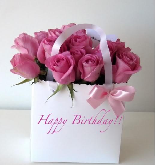 Birthday Roses Quotes