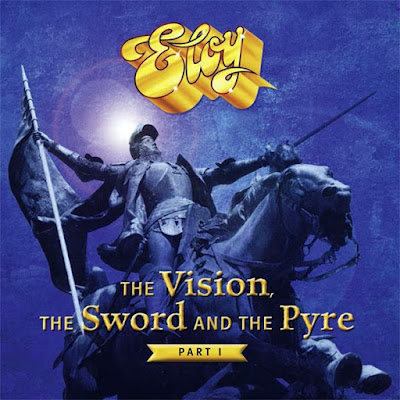 Eloy – The Vision, The Sword and the Pyre (Part I) (Artist Station, 2017)