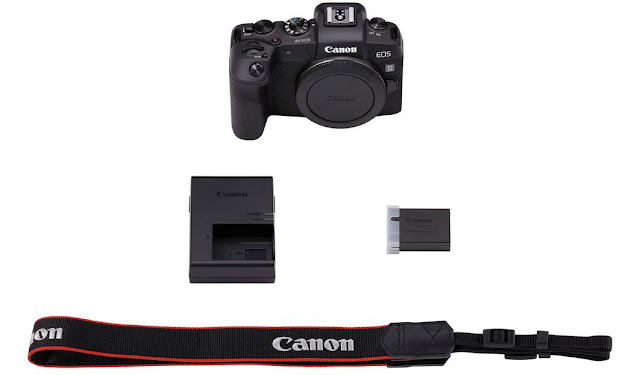 Canon EOS RP Full-Frame Mirrorless Camera