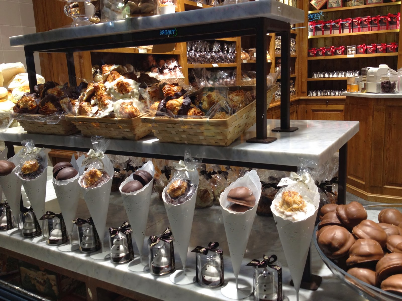 Brussels - There are tons of chocolate shops near Grand Place