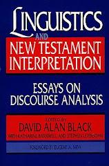 DAVE BLACK'S NEW TESTAMENT GREEK PORTAL: Dictionaries & Lexicons