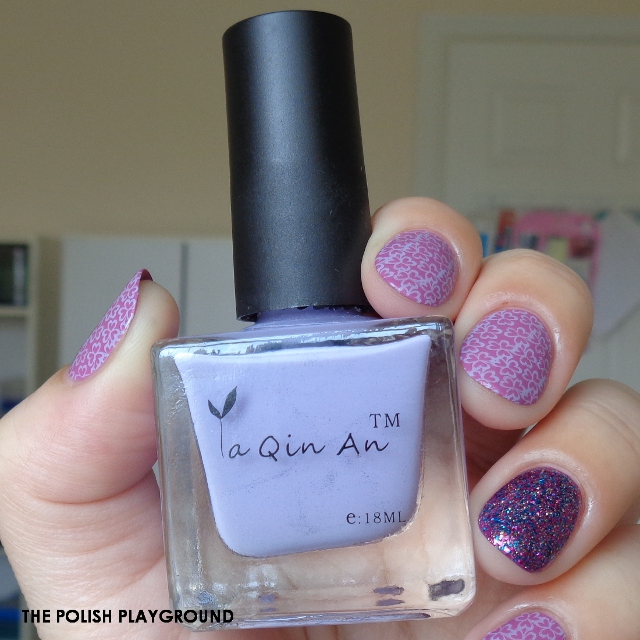 Born Pretty Store - Ya Qin An 23 Stamping Polish Nail Art and Review