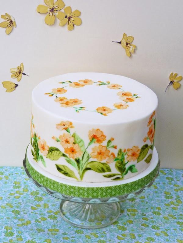 Amelie S House Spring Cake