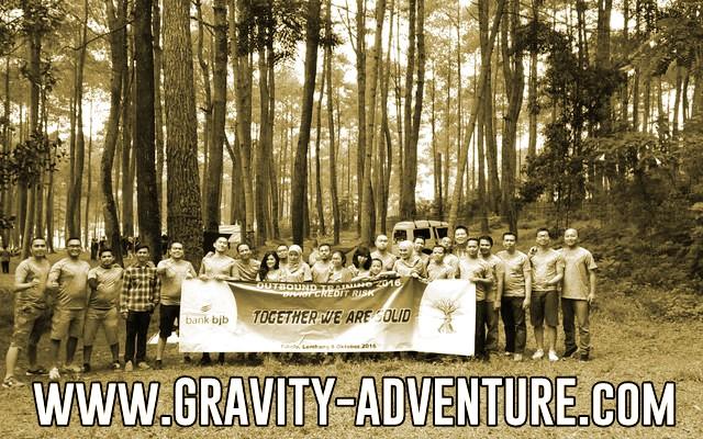 rafting di pangalengan bandung selatan bersma gravity adventure