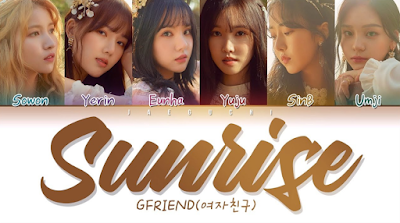 Download Lagu Gfriend Sunrise Mp3 Terbaru 2019