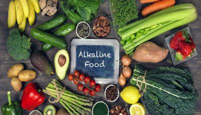 Makanan alkalii tinggi untuk asam urat dan diabetes