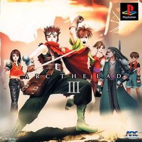 [PS1] Arc the Lad III [アークザラッドIII] PBP (JPN) Game Download