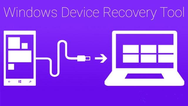 Windows Device Recovery Tool cập nhật hỗ trợ cho nhiều điện thoại khác chạy windows mobile