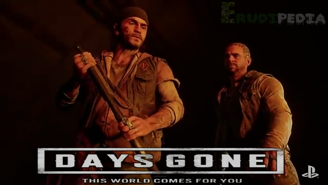 Days Gone Launch date on ps4