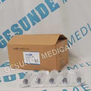 distributor disposable syringe