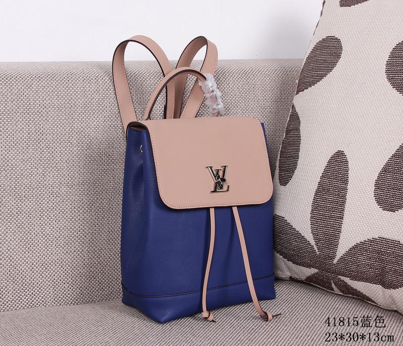 Bag With You  A Closer Look  Louis Vuitton Lockme Backpack eb394cf75e41e