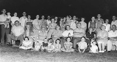 Plymouth Brethren in Illinois, 1952 (Carol's family)
