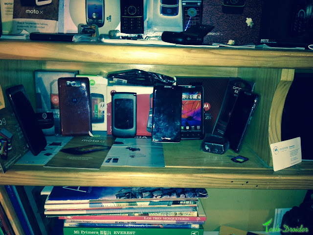 This Guy has one of the best Motorola Devices collection - TechDroider