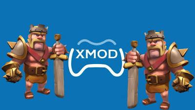 Cara memasang dan menggunakan Xmodgames pada game Clash Of Clans Terbaru