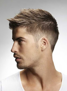 Undercut with short spikes