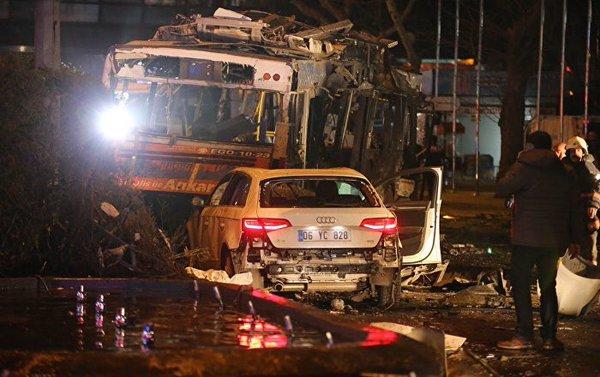 34 mortos e 125 feridos em ataque na capital turca Ancara