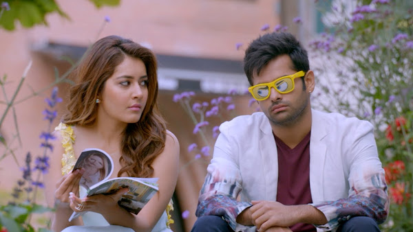 RAM RASHI KHANNA 14 REELS BANNER MOVIE NEWS