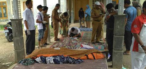 Pendataan Ulang, BNPB: Korban Tewas Gempa Aceh 100 Orang