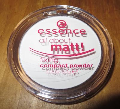 Fixing Compact Powder All About Matt da Essence