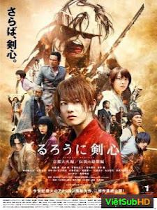 Lãng Khách Kenshin 2: Đại Hỏa Kyoto