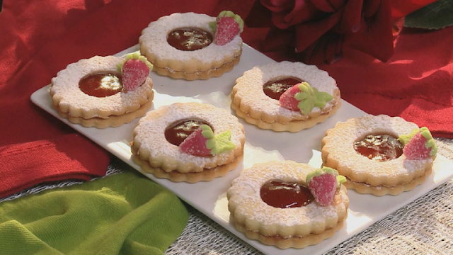 حلويات صابلي: تحضير حلوة صابلي سميرة
