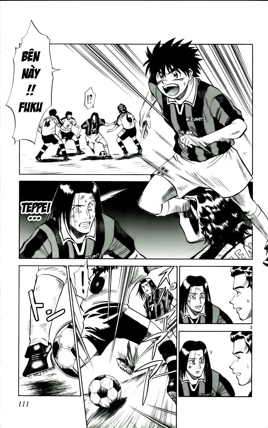 Fantasista chap 14 trang 3