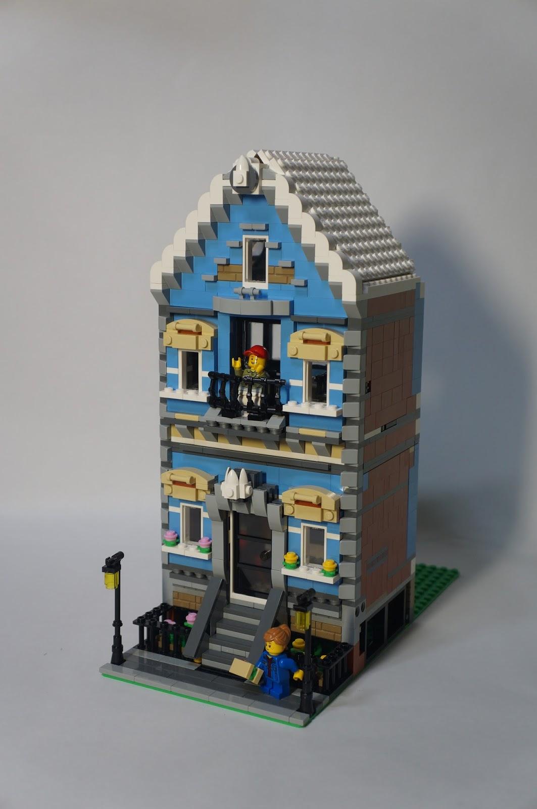 Dicebrick Lego Custom Design Instruction