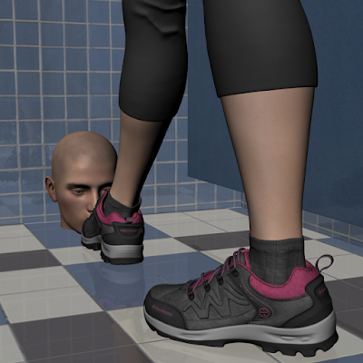 Normal Female Shoe Size