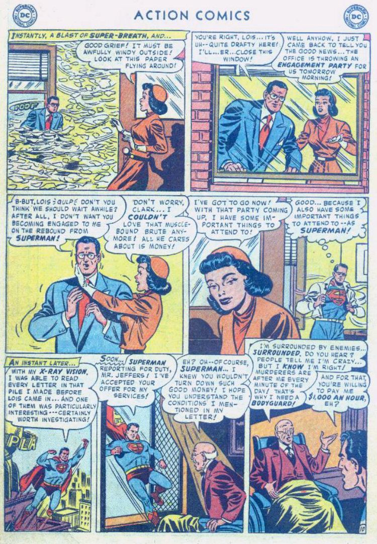 Read online Action Comics (1938) comic -  Issue #176 - 12