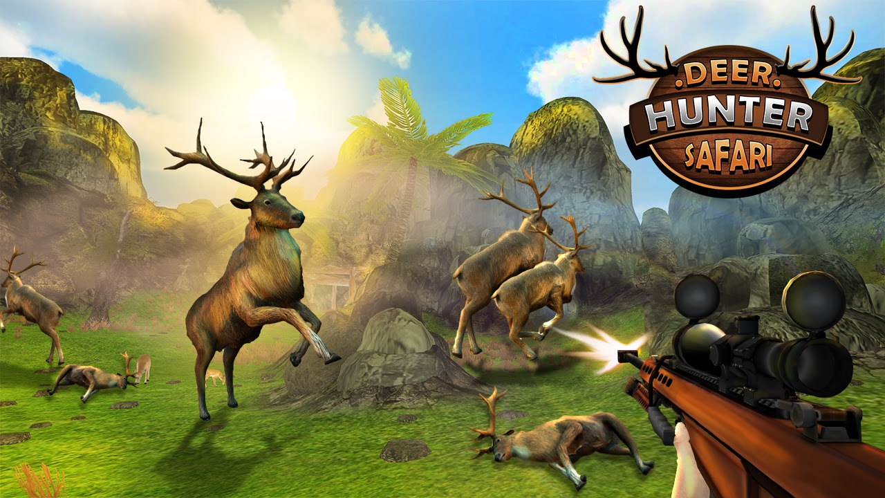 Download hunting games free.