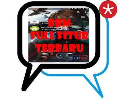 BBM MOD Full Fitur Base 3.0.1.25 Apk Terbaru Update 2016