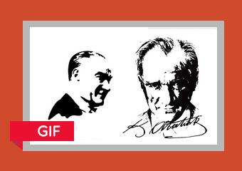 Mustafa Kemal Atatürk Imza Gifleri Tam35