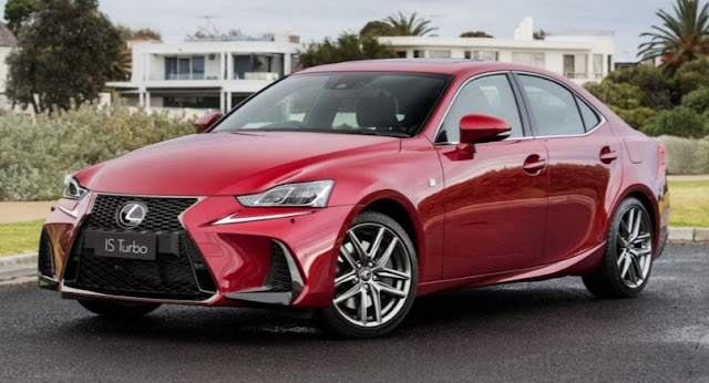 2017 Lexus IS350 F Sport Review