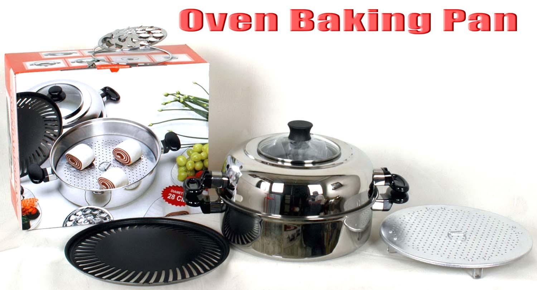 Jual Open Baking Pan Barsaxx Speed Concept
