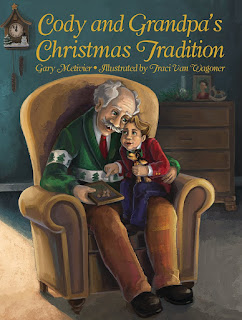 Cody and Grandpa's Christmas Tradition can become your family tradition as well. It's a wonderful story to be shared especially around Veteran's Day and the Christmas holiday.