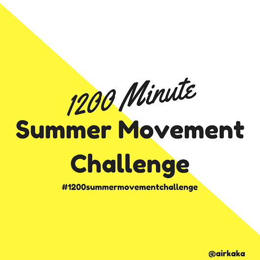 I like to move it, move it | Summer Movement Challenge