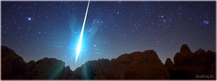 meteoro meteorito Paraíba