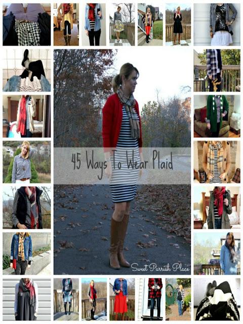 45 Ways to Wear Plaid