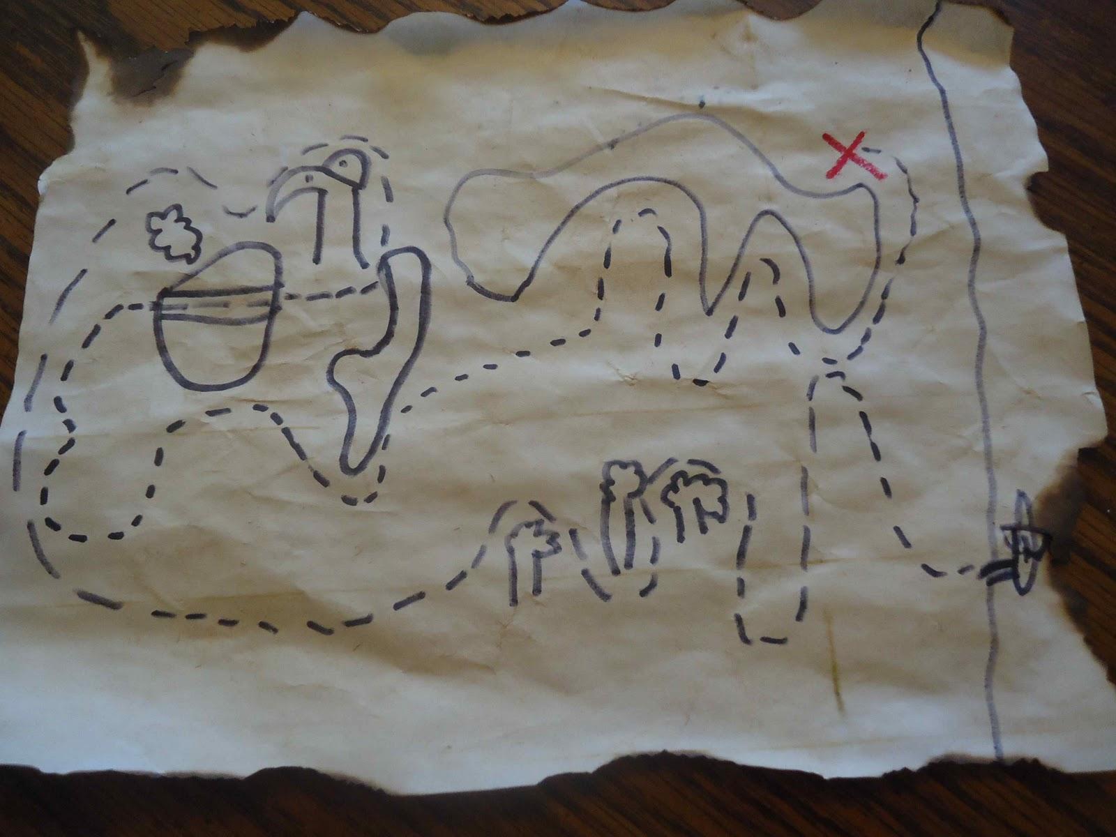 Domesticated Nomad Art Adventure Parchment Paper