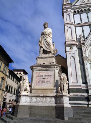 Dante Alighieri Monument by Igor L.