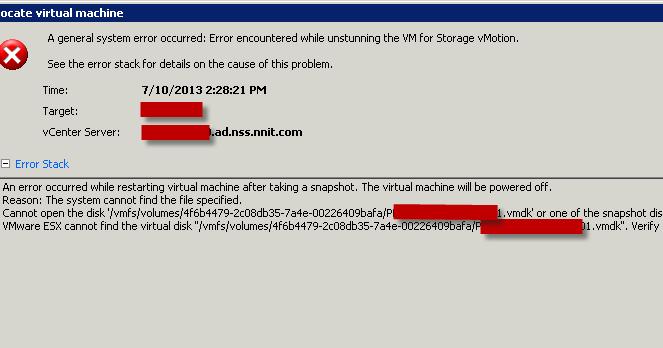 Virtual Infrastructure Tips - VMware: Manually recreating a