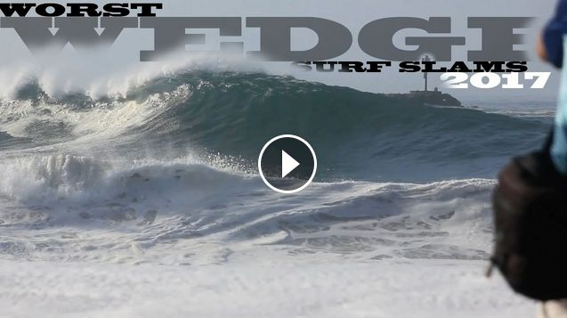 Wedge Wipeouts Best of 2017