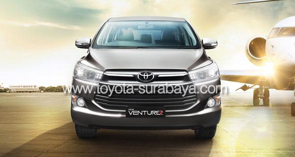Promo Toyota Kijang Innova Venturer Surabaya