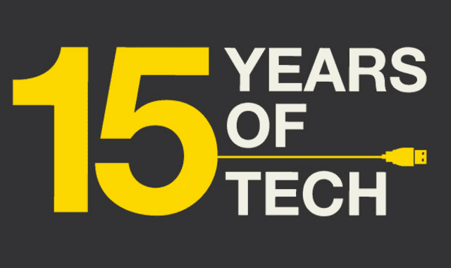 15 Years of Tech
