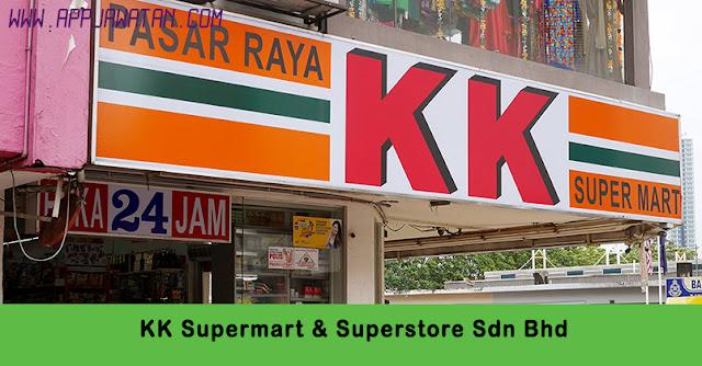 Jawatan Kosong di KK Supermart & Superstore Sdn Bhd.