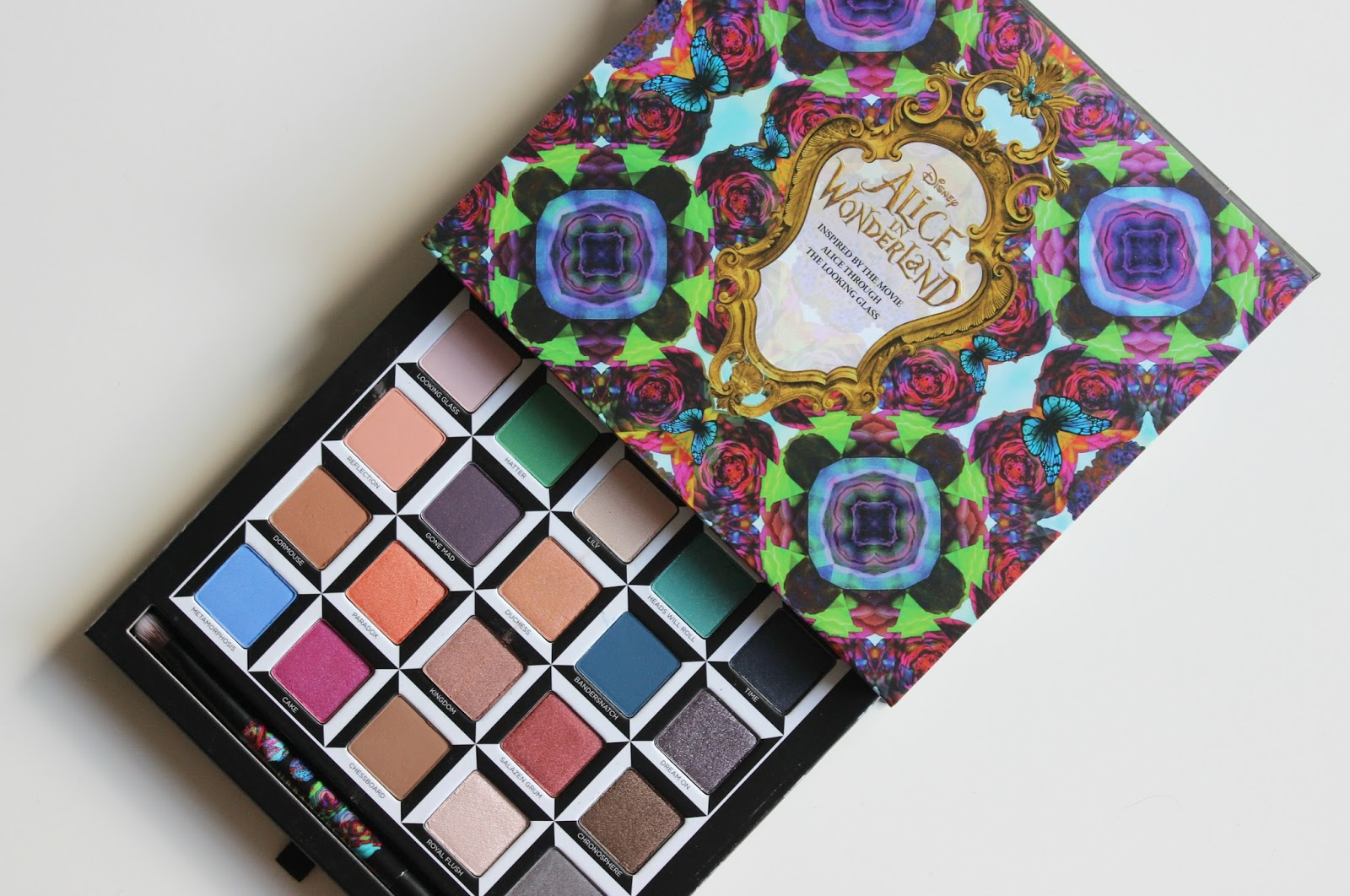 Alice I Wonderland Makeup Palette