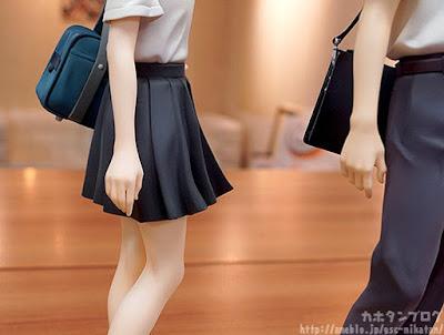 """Mitsuha Miyami y Taki Tachibana 1/8"" de Kimi no Na Wa - Good Smile Company"