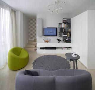 Comfortable Modern Apartment Design