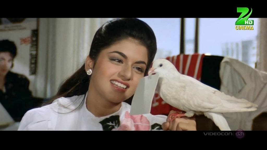 Hindi film maine pyar kiya all song: did tony and ziva kiss in.